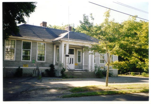 Maple Avenue School, 2002