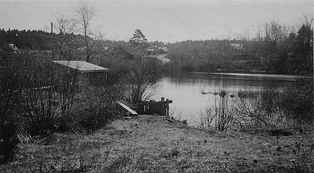 Bryant's Pond, 1925, by Emily Fuller Drew