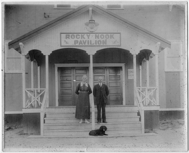 Rocky Nook Pavilion, no date