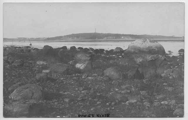 View from Rocky Nook, no date