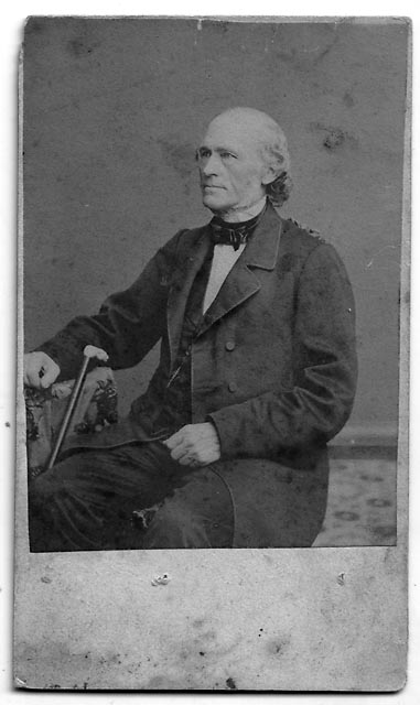 Ichabod Washburn, no date