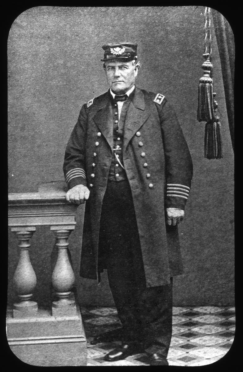 Captain William Simmons, 1864