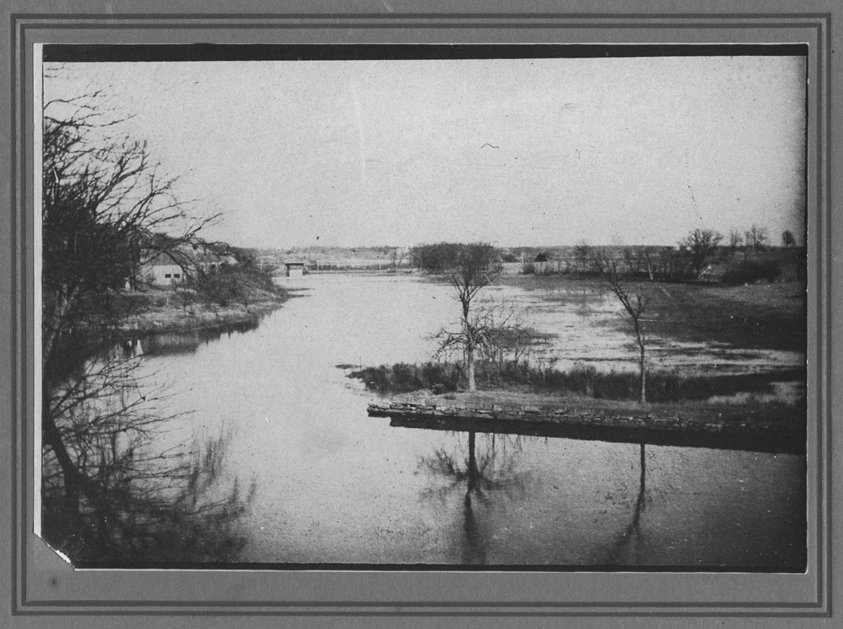 Jones River, no date