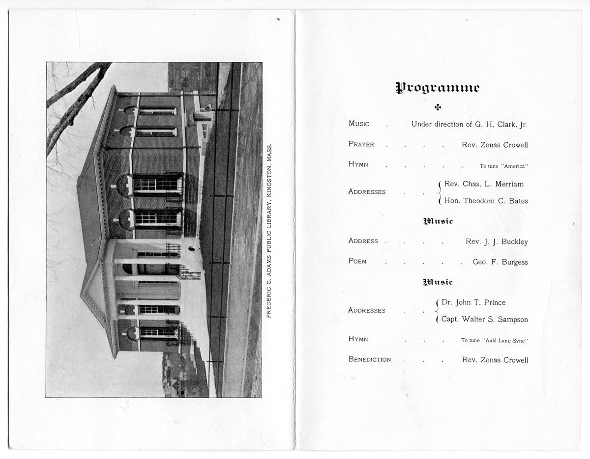 """""""Programme,"""" 1898"""