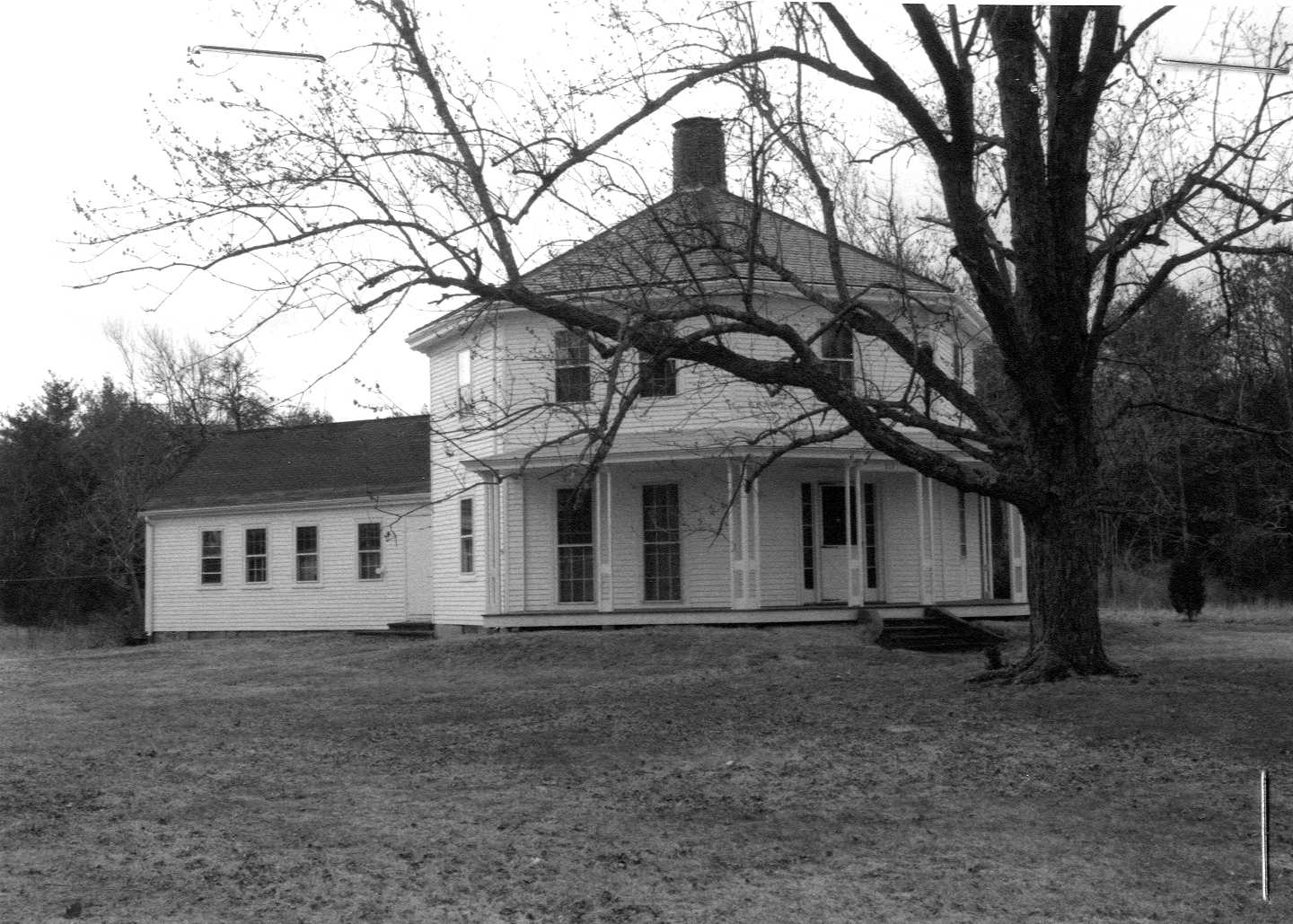 The Octagon House, 1998