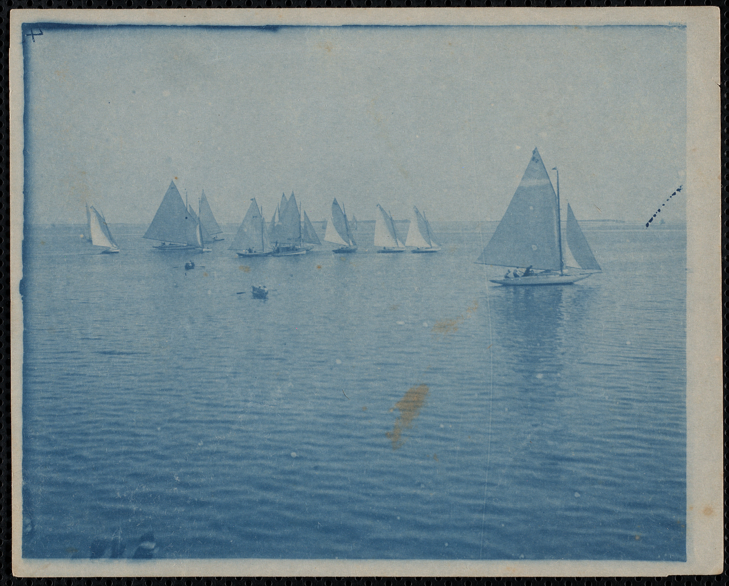 Regatta on Kingston Bay, circa 1905