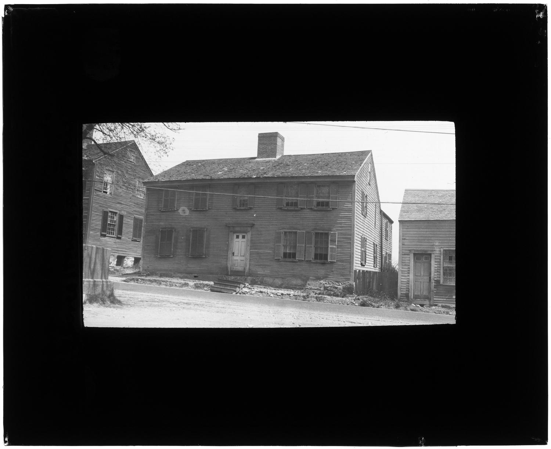 Samuel Foster house, 25 Summer Street, 1922