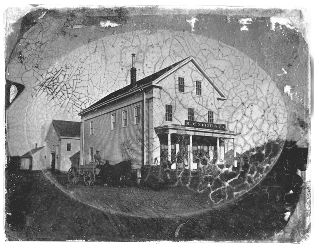 H. K. Keith and Company General Store, 58-60 Summer Street, circa 1860